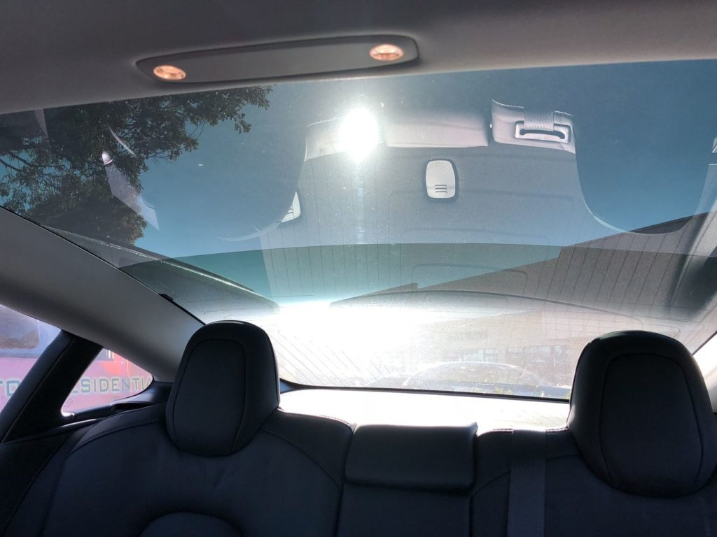 Tesla Model 3 window tint - Tesla Model 3 Wiki