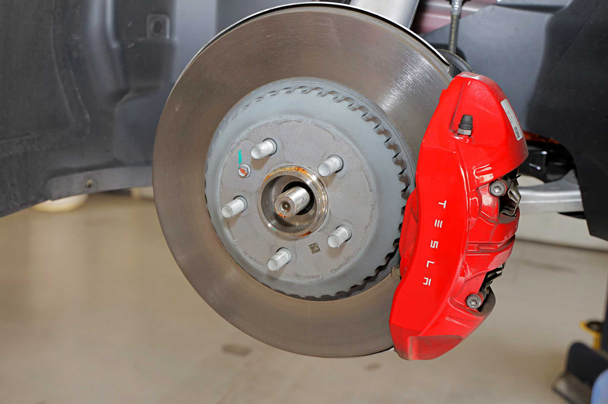 Tesla Model 3 Brakes - Stock, Performance, Aftermarket ...