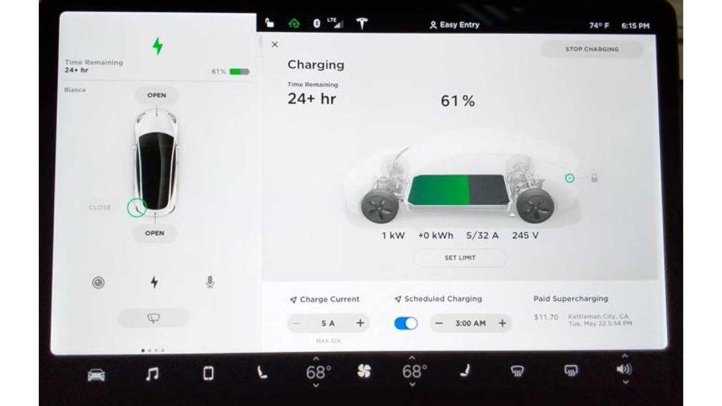 Tesla Model 3 charging best practice - Tesla Model 3 Wiki