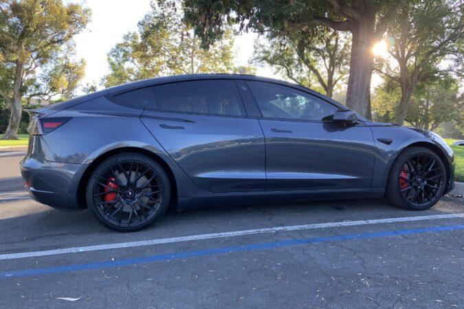TESBROS Tesla Model 3 Chrome Delete - Tesla Model 3 Wiki